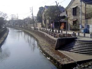 巴波川(うずまがわ)