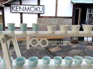 昨年秋の陶器市