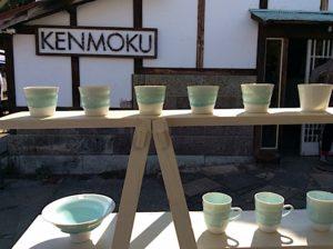 画像は2018年益子春の陶器市